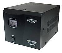 Стабилизатор релейный Forte  (1 Ф) - MAX-500VA NEW (500Вт)