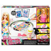 Набор для создания цветных нарядов и кукла Барби Mattel Barbie DMC10