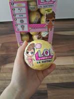 Кукла L.O.L. лол lol 3 сезон сестричка малышка Лол MGA ОРИГИНАЛ