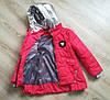 Легкая куртка для девочки весенняя интернет магазин, фото 6