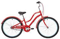 Велосипед 24'' Pride SOPHIE 4.2 красный 2019