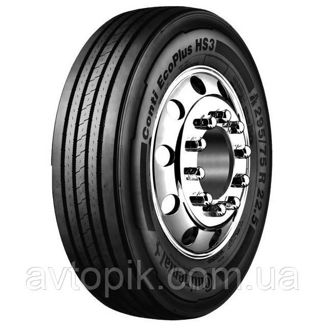 Грузовые шины Continental HS3 Eco-Plus (рулевая) 315/80 R22.5 156/150L