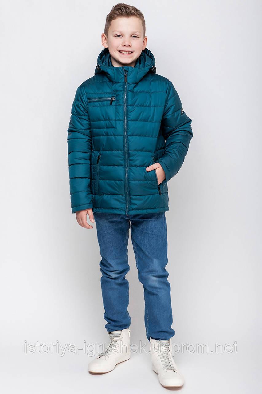 Демисезонная куртка для мальчика vkm-5 в ассортименте