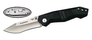 Нож складной, механический Пантера