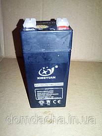 Аккумулятор LT 4V/4Ah