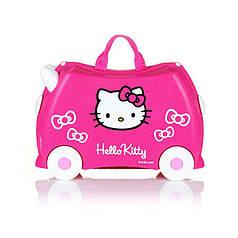 Чемоданчик на колесах Trunki Hello Kitty