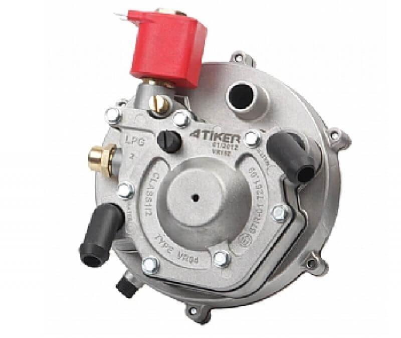 Автомобильный газовый редуктор ГБО ЕВРО 2 Atiker VR 04 Электронный до 100 л.с.
