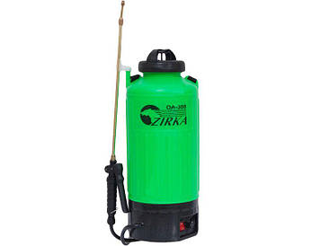 Обприскувач акумуляторний Zirka ОА-308