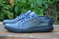 Мужские кожаные кроссовки Tommy Hilfiger 1029