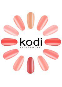 "Гель-лаки Kodi Professional ""Basic collection"" Salmon (sl) 8 мл"