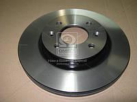 Диск тормозной передний (производство TRW), AEHZX