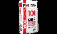 Клей для плитки Полирем СКп-101, 25 кг