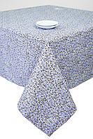 Скатерть Цветы-Лаванда 180х140 см