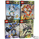Конструктор KZC Bionicle 611-1/4 (LEGO Bionicle) 4 вида, фото 2