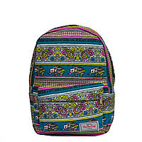 Городской рюкзак с ярким принтом