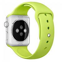 Ремешок Sport Band 42mm Green для Apple Watch Series 1/2/3