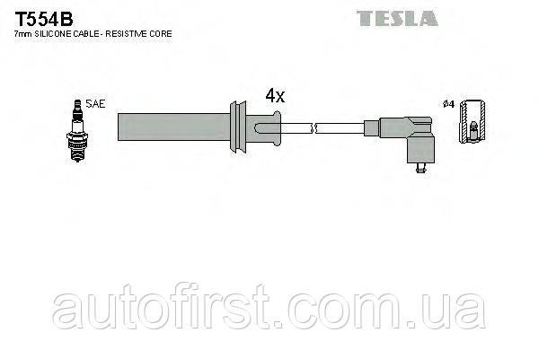 Tesla T554B Высоковольтные провода Fiat, Lancia