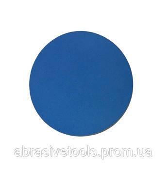Круг шлифовальный на липучке Klingspor D125 P240 синий