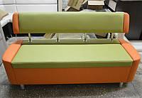 Яркий и стильный диванчик для кухни производство, фото 1