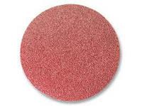 Круг шлифовальный на липучке  Klingspor D125 P240 красный