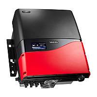 Инвертор сетевой PrimeVOLT PV-10000 W-V (10 кВт, 3 фазы/2 трекера)