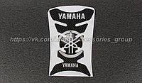 Наклейка на бак Yamaha Carbon