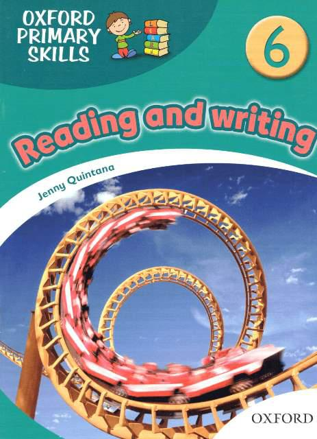 Oxford Primary Skills: Reading and Writing 6