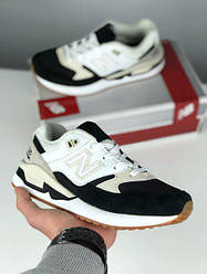 Кроссовки New Balance 530 white / black