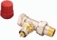 Термостатический клапан прямой Danfoss RA-N 15 для двухтрубной системы отопления