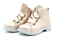 Демисезонные ботинки для девочек 33 размер