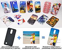Печать на чехле для LG K4 2017 M160 (Cиликон/TPU)