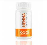 Хна для окрашивания бровей Kodi (коричневая) 15 г