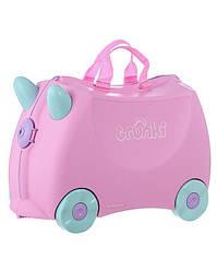 Чемоданчик на колесах Trunki