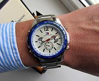 Наручные часы TOMMY HILFIGER. Мужские кварцевые часы. Наручные часы. Качественная реплика. Стильные часы.