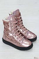 82f27c806 Ботинки розового цвета для девочки (31 размер) Naturino 2125000516165