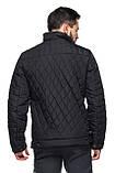 Мужская демисезонная куртка классическая, фото 6
