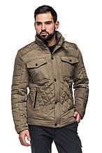 Мужская демисезонная куртка классическая