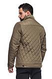 Мужская демисезонная куртка классическая, фото 3
