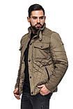 Мужская демисезонная куртка классическая, фото 2