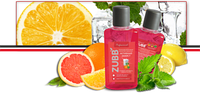 """Ополаскиватель для полости рта ZUBB """"Активний захист"""": грейпфрут, лимон и мята ."""