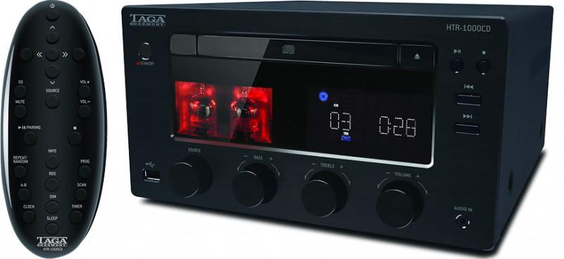 CD ресивер TAGA HTR-1000CD