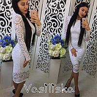 Красивое открытое вечернее платье ан-180251-2