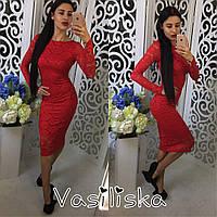 Красивое открытое вечернее платье ан-180251-3