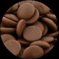 Бельгийский молочный шоколад  (монетки), фото 1