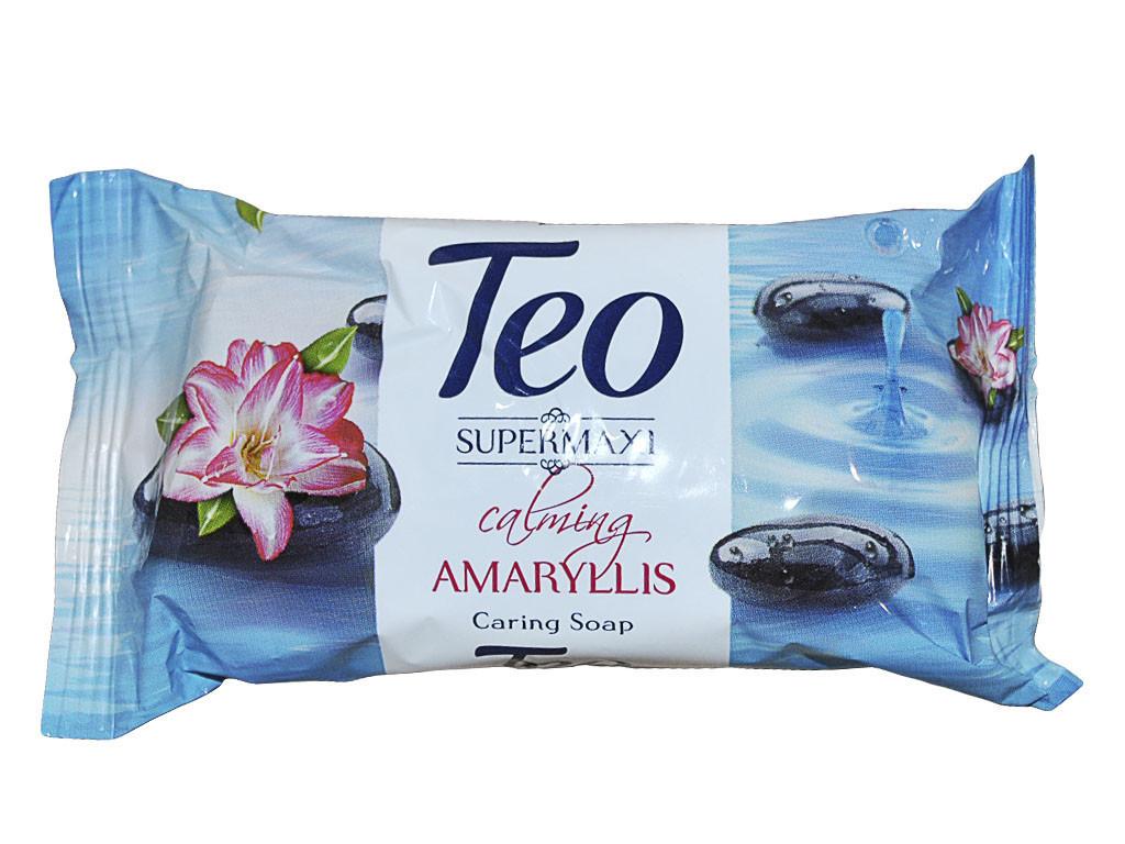 """Туалетное мыло Teo """"Calming Amaryllis"""" (140гр.)"""