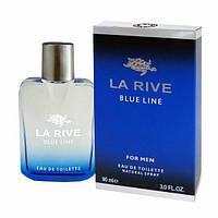 """Туалетна вода для чоловіків La Rive """"Blue Line"""" (90мл.)"""