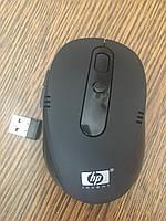 6 кнопочная беспроводная мышь HP invent 2.4G черная