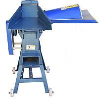 Кормоизмельчитель, траворезка, соломорезка МS-350 (2.2 кВт, 220 в, зерно 500 кг/ч, корма 200 кг/ч)