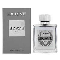 """Туалетна вода для чоловіків La Rive """"Brave Man"""" (100 мл)"""