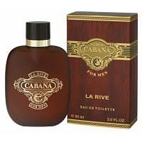 """Туалетна вода для чоловіків La Rive """"Cabana"""" (90мл.)"""